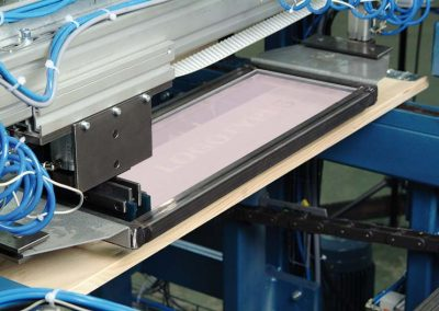 8. Screen printer.
